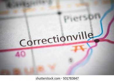 Correctionville. Iowa. USA.