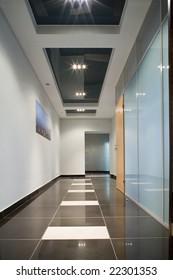 corridor in establishment