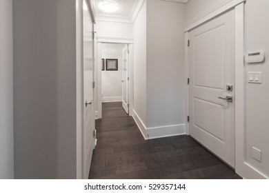 house corridor images, stock photos \u0026 vectors shutterstocka corridor of a house with the rooms at the end interior design