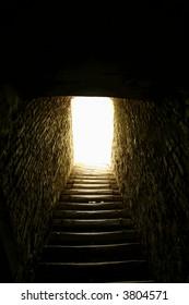 Corridor to the light