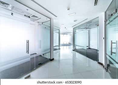 modern office images. Corridor In A Modern Office Images