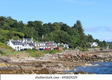 Corrie Village - Isle of Arran - Scotland
