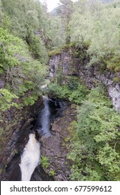 Corrieshalloch Gorge and Falls of Measach, Scotland