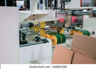 Corrugator Machine Images, Stock Photos & Vectors   Shutterstock