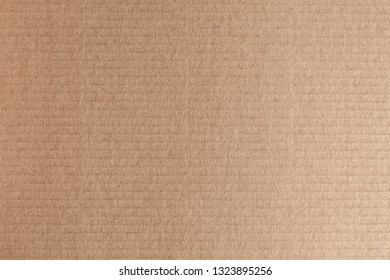 Corrugated cardboard background or texture
