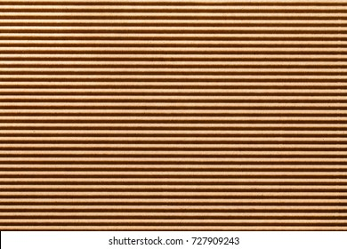 Corrugated cardboard lines pattern.