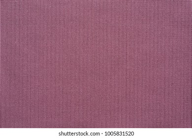 corrugated macro texture of fabric or textile material of lilac color for a background or for wallpaper