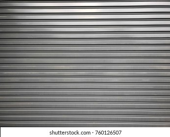 Corrugated Metal horizontal pattern