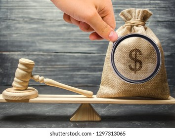 Corruption in the legislative and judicial processes. Dirty money. Illegal making of funds. Illegal sources of funding. Monitoring financial flows. Lobbyists and third party interests lobbying