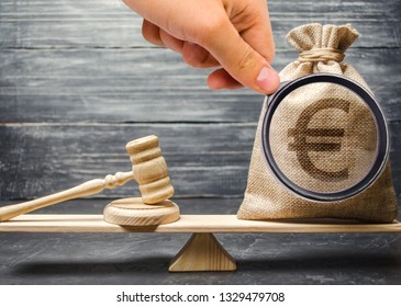 Corruption in the legislative and judicial processes. Dirty money. Illegal making of funds. Illegal sources of funding. Monitoring financial flows. Lobbyists and third party interests lobbying. Euro