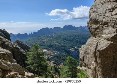 Corsica - Aiguilles de Bavella