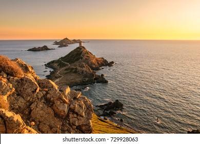 Corsica - Iles de Sanguinairesa