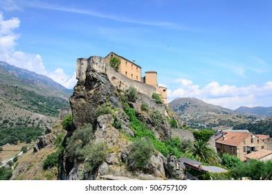 Corte on Corsica