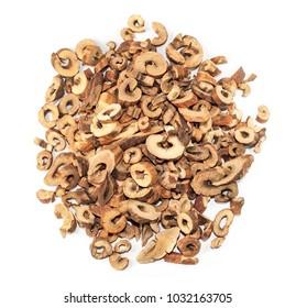 Cortex Moutan radicis, chinese herbal medicine isolated. Mu Dan Pi