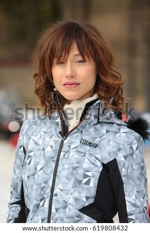 c71fefeeef765 CORTINA DAMPEZZO ITALY MARCH 24 Gabriella Stock Photo (Edit Now ...