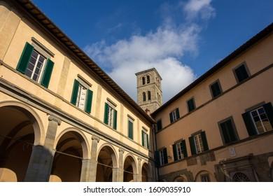 Cortona Tuscan city Italy Europe