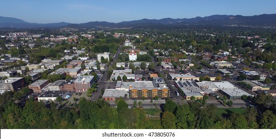 Corvallis, OR, USA, home of the Oregon State University and the Beavers