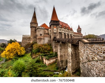 corvin castle in Hunedoara ,Romania