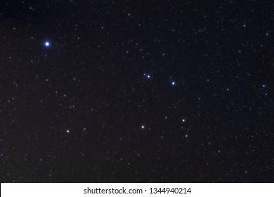 Corvus and Spica stars
