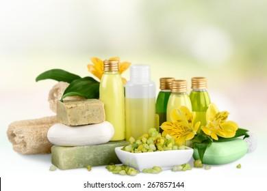 Cosmetics, Bar Of Soap, Nature.