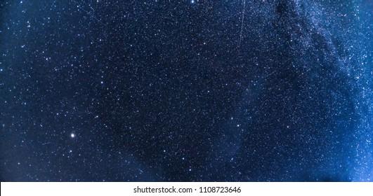 Cosmic sky background