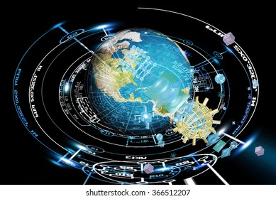 Cosmic technology.Science