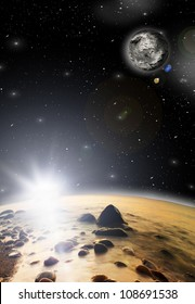 Cosmos illustration