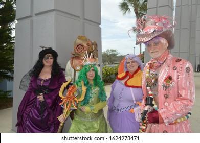 Cosplay at Central Florida Comic con , Lakeland , Florida  2020