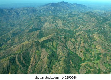 Costa Rica from the Air