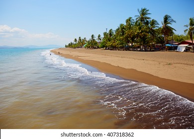 "Costa Rica. Puntarenas. Costa Rica translated from Spanish means ""sand point"" - is the capital and largest city in the province Puntarenas, Costa Rica on the Pacific coast."