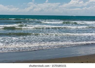 Costa Rica's South Pacific Beach