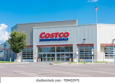 Costco Wholesale in Allentown, PA, USA. September 4, 2017