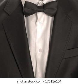 costume bow tie