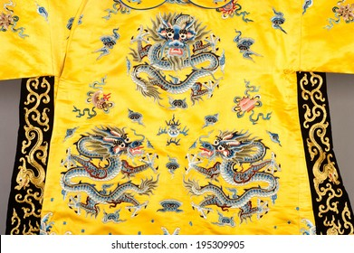 Costume of a chinese theatre