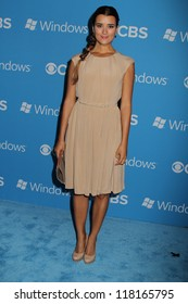 Cote de Pablo at the CBS 2012 Fall Premiere Party, Greystone Manor, West Hollywood, CA 09-18-12