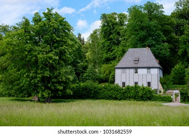 The cottage of Goethe in Weimar/Germany
