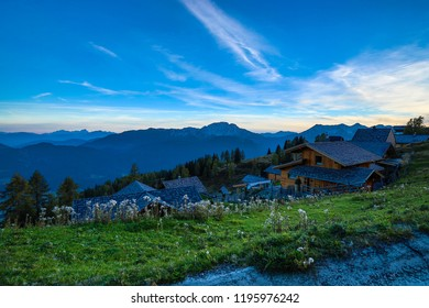 Cottages With A View At Emberger Alm In Carinthia Austria