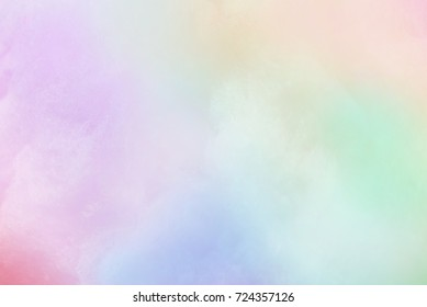 cotton candy background with a pastel colored gradient