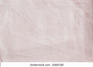 Cotton canvas background