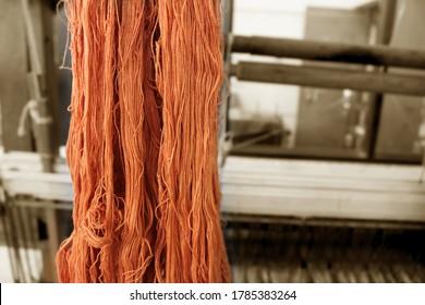 Cotton handlooms yarns in India