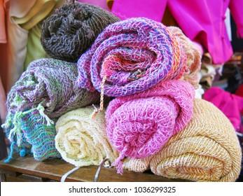 Cotton Textile product.