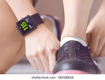 Count your bpm with the smartwatch application. Smartwatch can make life easier, and potentially healthier in the future.