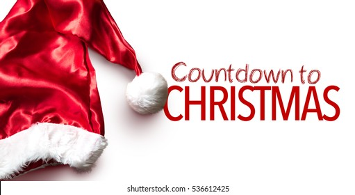 Countdown To Christmas.Christmas Countdown Images Stock Photos Vectors