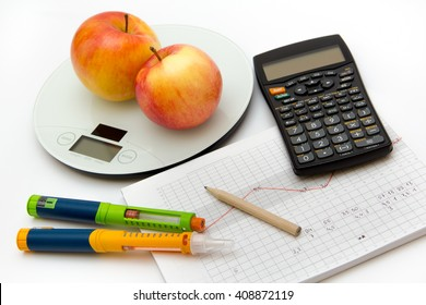 Counting carbohydrates for thoroughly diabetes treatment