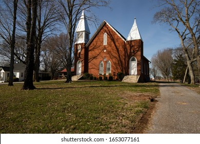 Country Church just outside of Murfreesboro Tennessee
