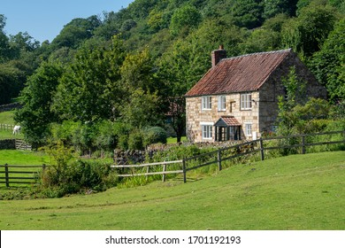 Country cottage in North Yorkshire, England