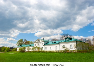 Country Estate at Yasnaya Polyana, home of Leo Tolstoy