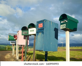 Country Letterboxes