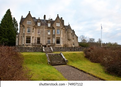 Country Manor in western Scotland