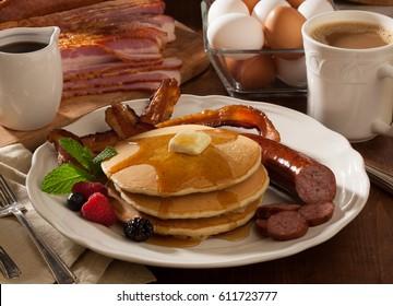 Country Pancake Breakfast 2